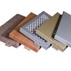 Heißer Verkaufs-festes Aluminiumpanel für Außenwand-Dekoration