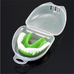価値があるスポーツのマウス・ガードのエヴァの歯の保護装置の子供の大人のMouthguardの歯の波カッコの保護バスケットボールのラグビーのボクシングの空手