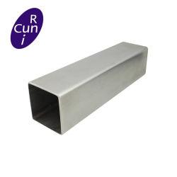 304 316 carré inox 316L/Tubes rectangulaires Tubes soudés en acier inoxydable