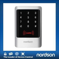 IP65 방수 금속 터치 스크린 무선 출력/입력 관리 카드 RFID 액세스 제어