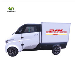 Stadt-Transport 2020 Electric Cargo Van Car für heißen Verkauf in Europa