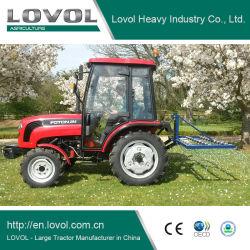 Foton Lovol 25HP Compact Mini tractores diesel Agrícola caminar
