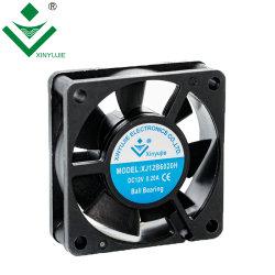 Paletas de plástico 24V 6020 Ventilador axial de la caja IP67