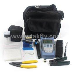 Kit d'outil à fibres optiques de l'outil d'installation de champ