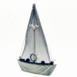 Высокое качество Сувениры из дерева на лодке модели для украшения