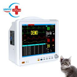 Hc-R003 медицинский монитор пациента Многофункциональный ветеринарных монитор пациента с функцией ETCO2