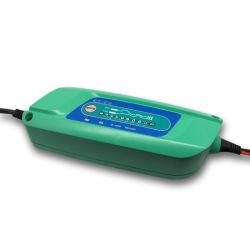 12V полностью автоматическое зарядное устройство для аккумуляторной батареи тестером ресурс для автомобилей мотоциклов Газонные тракторы спортивного питания Smart зарядное устройство для аккумулятора