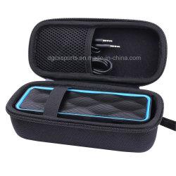 حقيبة صلبة مضادة للصدمات من خلات فينيل الإيثيلين (EVA) لسماعة خارجية محمولة