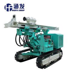 Impianti di perforazione di trivello montati cingolo di DTH per estrazione mineraria del foro di scoppio