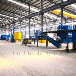 1t-5t/h de extracción de aceite de palma de procesamiento de aceite de palma de la máquina pulsando en Africa