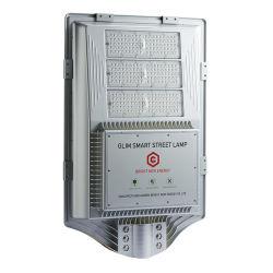 30W-150W tudo em um sistema de luz de Rua Solar LED jardim exterior Sensor de Infravermelhos Projeto do Governo Decoração de iluminação das luzes de LED de potência de poupança de energia