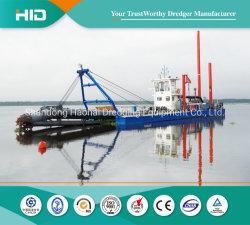 Rio personalizados draga de sucção do Cortador de Pequeno Porte/Equipamentos de Mineração de areia para venda