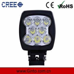 Super brillo 80W 9600LM luz LED de trabajo para el SUV de Nissan (GT1025-80)