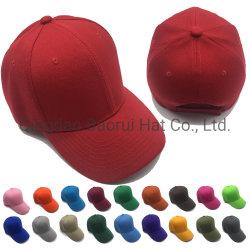 Cappelli da baseball bianchi 100% poliestere per attività sportive