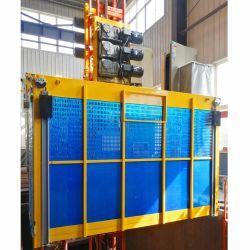 Elevatore della costruzione della gru del passeggero dell'elevatore della costruzione approvato Ce con esperienza ricco del fornitore