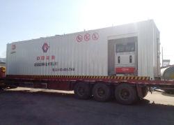 Contenitore standard 10000L al combustibile Sation del contenitore 60000L