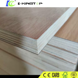 Bintangor / Okoume la chapa de madera de álamo contrachapado comercial