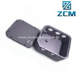 personalizado de CNC moenda de alumínio usinado Gabinete hdd disco rígido Enclosure