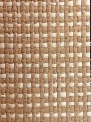 Papel de Parede Textura Grasscloth Wallcovering Quarto de hotel
