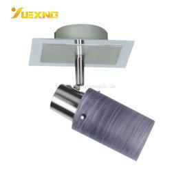 Дешевые крытый E14 атласный никель внутренних дел фиолетового цвета текстуры 5W Max40W вниз на потолке в центре внимания СВЕТОД настенный светильник