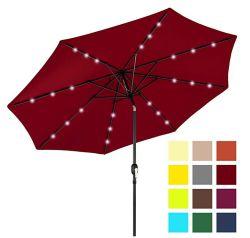 [لد] خفيفة حديقة أثاث لازم مظلة خارجيّ