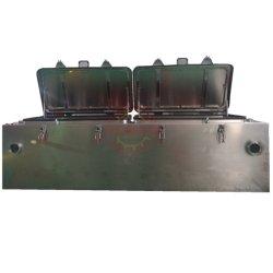 Stevig-verzadig het Verwarmen van de Inductie Apparatuur voor het Ontharden van de Buis van het Koper