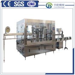 Caixa de máquinas de enchimento de água potável filtrada