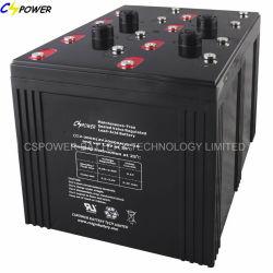 2V1000ah Ciclo profundo a Solar Bateria de gel 2V células com vida 20anos marcação ISO IEC aprovados