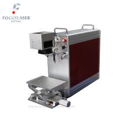 machine de marquage au laser à fibre Focuslaser machine à gravure laser de table Les applications laser à fibre