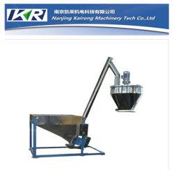 Nanjing Kairong tornillo de plástico de alta calidad alimentador Cargador de plástico para hacer