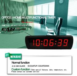 [Ganxin] 3pouce 6écran LED numérique avec affichage du temps du chronomètre