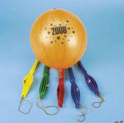 Diseño metálico de OEM inflables Helio globos de látex