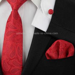 Новые тренды пэйсли дизайна моды полиэстер тканого связей мужская
