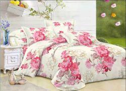 100% полиэстер 110 GSM тяжелых теплый печать ткани для домашнего текстиля кровать в мастерской