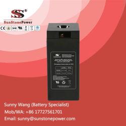 Cycle profond Gel 2V 300Ah type SLA Batterie UPS La batterie
