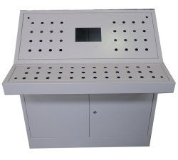 Verzinkte Stahlwerkzeugplatte Werkzeug-Organizer Blech-Pegboard