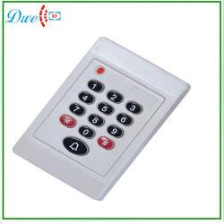 125kHz ou MHz 13.56M1 Leitor de RFID teclado inteligente de controle de acesso ao leitor de cartão