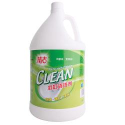 Baignoire en vrac commerciale OEM et nettoyant liquide de plancher de 4 kg