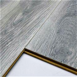 MDF/HDF Planchers laminés en bois de plancher laminé imperméable de cire de plancher de la technologie allemande Unilin Cliquez sur la Chine Meilleure usine