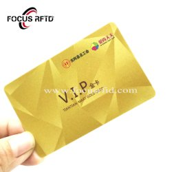 Kundenspezifischer ISO CR80 gedruckter PVC-Karte Smart ID IC Kunststoff Karten