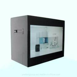 Yashi 42のインチ透過LCDのパネル透過LCDスクリーンショーケース