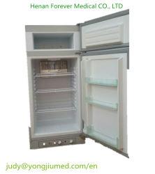 L'absorption de gaz en mode silencieux de kérosène Réfrigérateur avec congélateur (YJ-AR300)