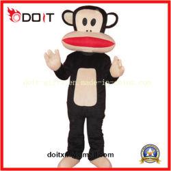 OEM на заказ Facotry удачи друг Павел Monkey животных талисман костюмы