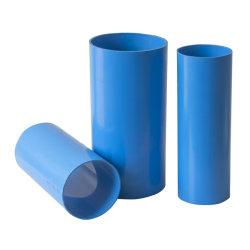 Fabrikant Prijs Rounded Plastic buis /PVC buis/buis Alle Afmetingen voor Watertoevoer