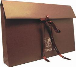 Golden Dom Dobragem do Papel Bag para Candy