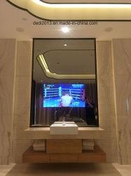 Specchio a comando a tocco a distanza impermeabile TV dell'hotel di alta qualità