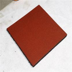 Juegos de exterior mosaico de goma / alfombra de goma / piso de goma