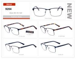 2020 Metal de alto nível da estrutura óptica óculos pronto para pequena quantidade mínima para 9204-9213