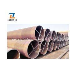 API 5L ASTM A106 급료 B C 물 파이프라인, 탄소 강철 Gr. B 건축 관 물자