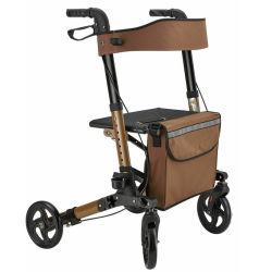 Venta caliente Medical Walker Rollator con asiento para ancianos